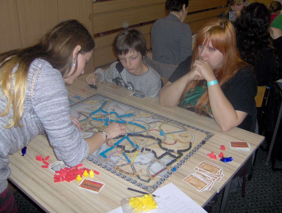 Turniej Wsiść do pociągu: Europa