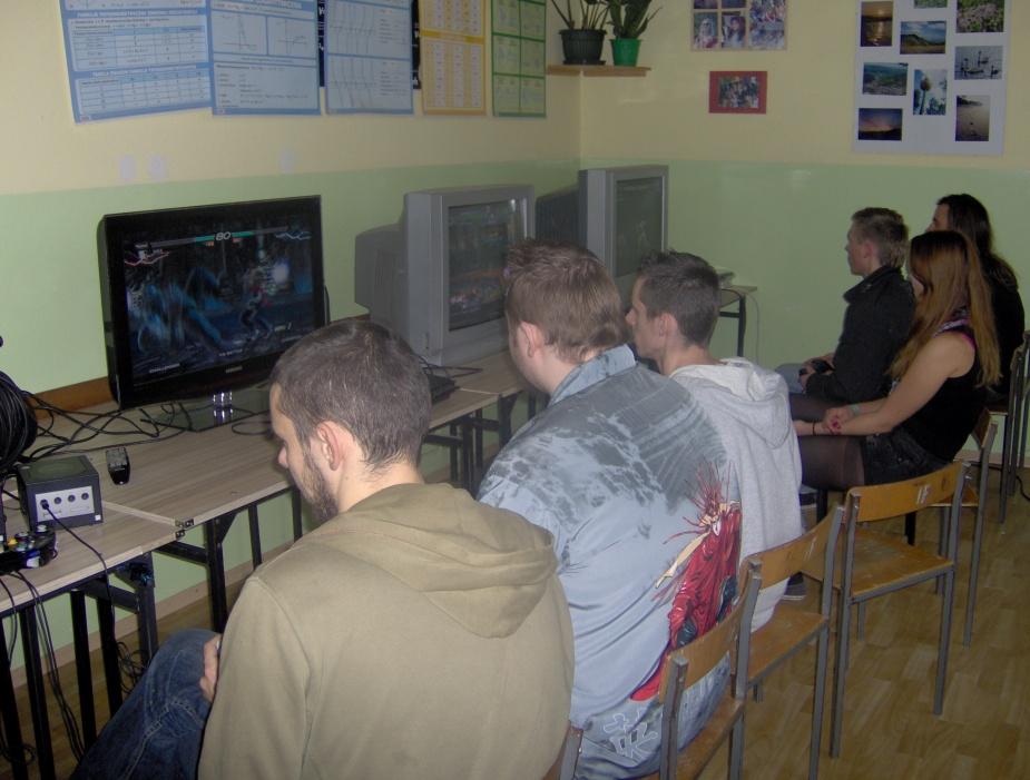 Turnieje konsolowe