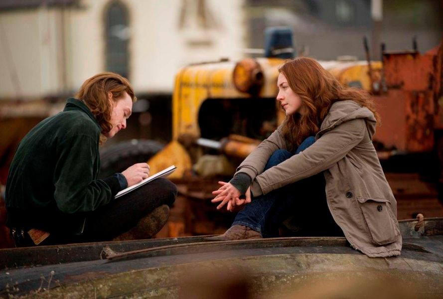 Saoirse Ronan, Caleb Landry Jones | Źródło: Filmweb