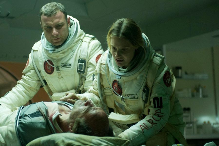 Liev Schreiber, Elias Koteas, Romola Garai | Źródło: Filmweb