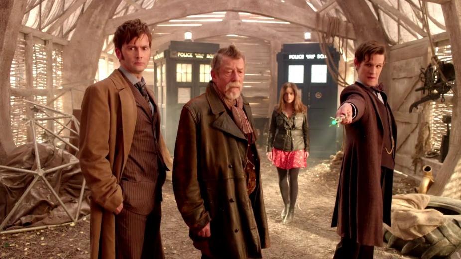 """Doktor Who zwyciężył w kategorii """"najbardziej wzruszający serial""""."""