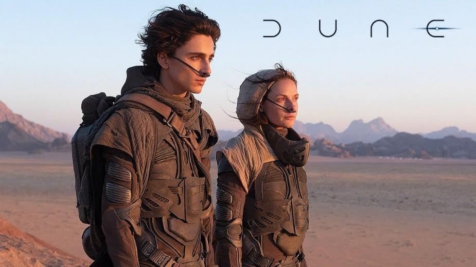 Diuna (2021, reż. D.Villeneuve)