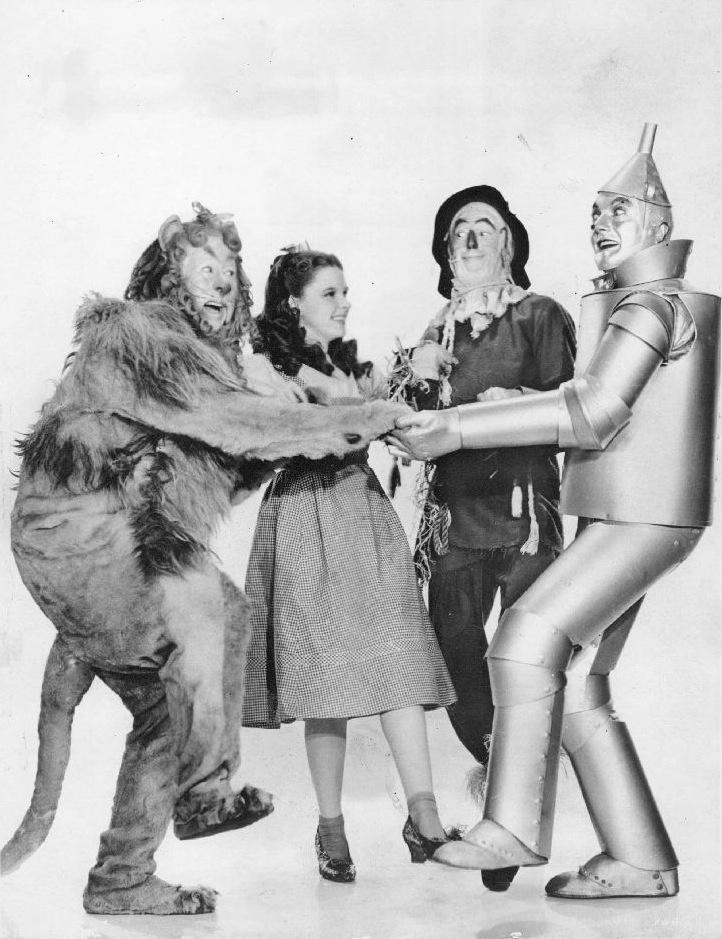Czarnoksiężnik z Krainy Oz (1939, reż. V. Fleming)