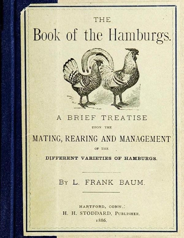 Debiut L. Franka Bauma - książka o hodowli kur