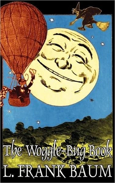"""Okładka """"The Woggle-Bug Book"""" (1905)"""