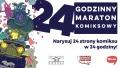 24-godzinny Maraton Komiksowy w Krakowie