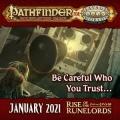 Actual Play nadchodzącego Pathfindera dla SW