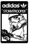 Adidas Stormtrooper na Facebooku