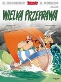 Asteriks #22: Wielka przeprawa