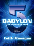 Babylon 5 The Roleplaying Game 2nd Edition