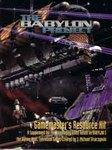 Babylon-Project-Gamemasters-Resource-Kit