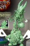 Bor Dragonbane od Avatars of War