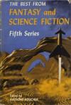 Co czyta redakcja F&SF