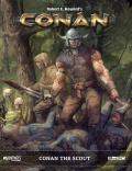 Conan Zwiadowca dostępny w druku