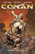 Conan (wyd. zbiorcze)#3: Powrót do Cymerii