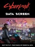 Cyberpunkowy Ekran MG w sprzedaży