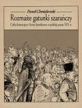 Dodruk książki o polskim komiksie XIX-wiecznym
