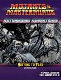 Dostępna darmowa przygoda do Mutants & Masterminds