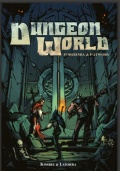 Dostępne fragmenty Dungeon World
