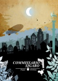 Druga okładka komiksu Commissario Sigaro