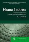 Drugi numer pisma o grach – Homo Ludens