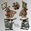 Dwarf General i inni od Scibor Miniatures