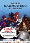 Dzień Darmowego Komiksu 2015