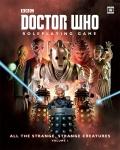 Dziwne stworzenia Doktora Who