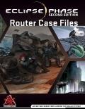 Eclipse Phase: Router Case Files już dostępne