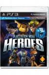 Fabuła w Playstation Move Heroes