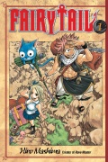 Fairy Tail #1-3