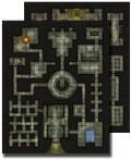 GameMastery Flip-Mat: Dungeon