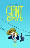 Giant Days #3: Bycie miłą nic nie kosztuje