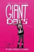 Giant Days #4: Przepraszam, że cię zawiodłam