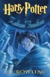 Harry Potter i Zakon Feniksa- Joanne K. Rowling