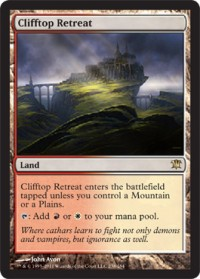 [ISD] Clifftop Retreat