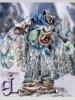 Ice Troll od Impact! Miniatures