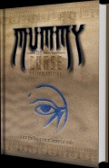 Kickstarter Mummy: the Curse 2nd edition