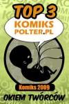 Komiks 2009: TOP 3 okiem twórców