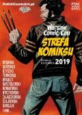 Komiksy na Warsaw Comic Con 2019