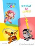 Komiksy są super! Nowy sampler serii komiksowych dla dzieci