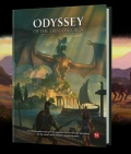 Końcówka zbiórki na Odyssey of the Dragonlords