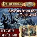 Końcówka zbiórki na dzikiego Pathfindera