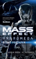 Książkowy Mass Effect pod koniec kwietnia