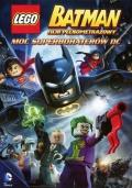 LEGO Batman – film pełnometrażowy. Moc superbohaterów DC [DVD]
