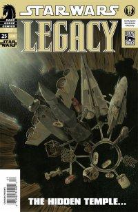 Legacy #25-26. The Hidden Temple