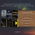 Locus Awards 2021 - wyniki