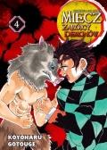 Miecz zabójcy demonów - Kimetsu no Yaiba #04-06
