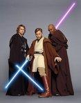 Miecze świetlne w Zemście Sithów