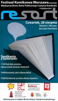 Międzynarodowy Dzień Publicznego Czytania Komiksów w Warszawie